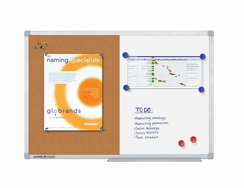 ECONOMY kombinovaná tabule 60x90 cm