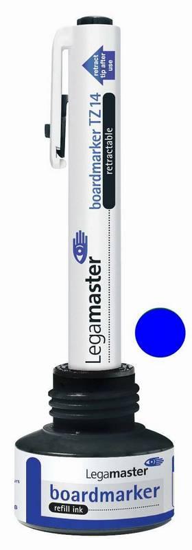 Náhradní inkoust kapilární  do TZ14,  25 ml modrý