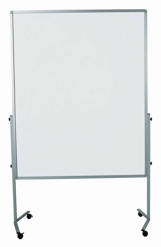 PREMIUM mobilní tabule 150x120 cm bílá/pěna