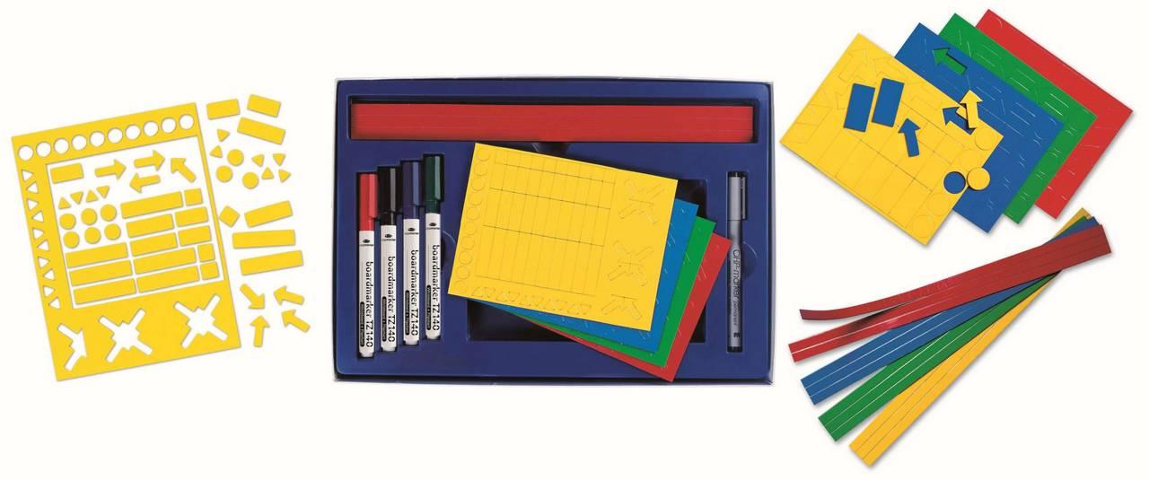 Doplňky pro plánovací tabule 1