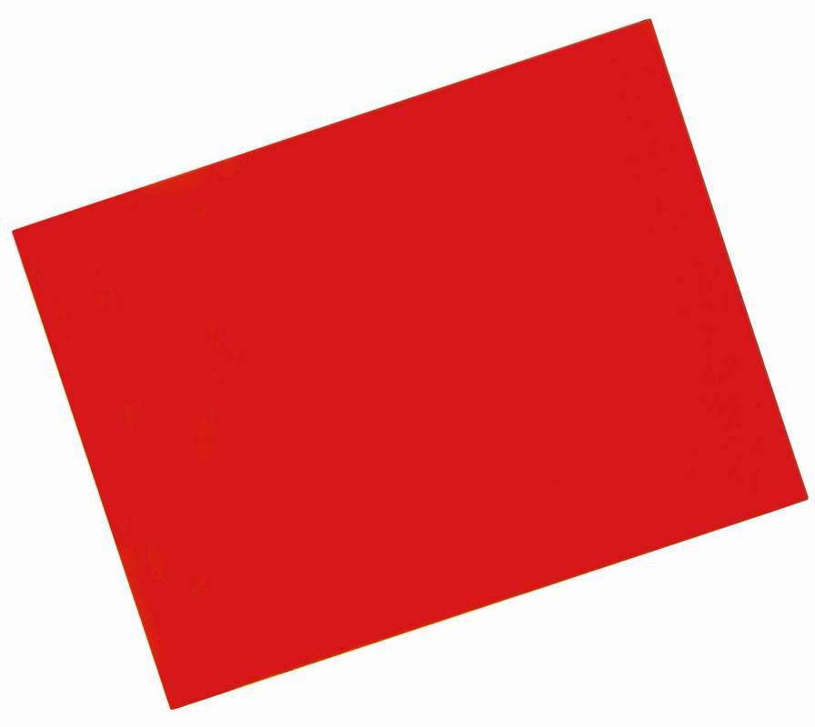 Magnetický arch 240x320 mm, červený