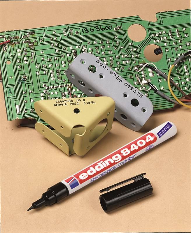 edding 8404 popisovač aerospace kulatý hrot 0.75 mm