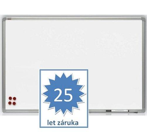 Keramická bílá tabule CERAMIC 120x300 cm