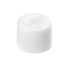 Magnety, průměr 10 mm, mag. síla 150g, sada 10 ks BÍLÉ