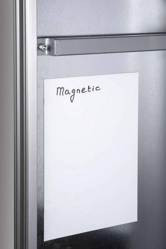 Magnetický arch 200x300 mm, bílý