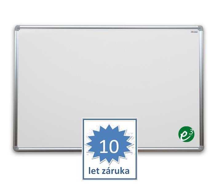 Keramická bílá tabule ALL 90x120 cm