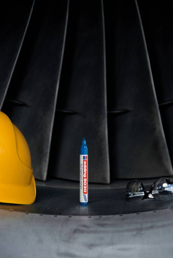 edding 8030 popisovač high-tech NLS, kulatý hrot 1.5-3 mm