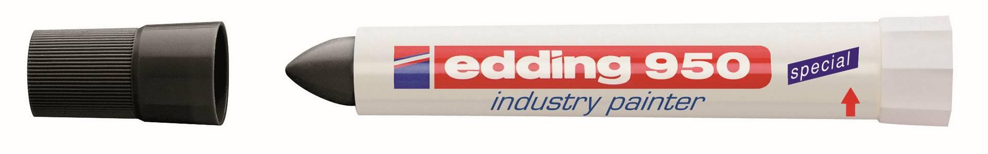 edding 950 průmyslový pastový popisovač, hrot 10 mm