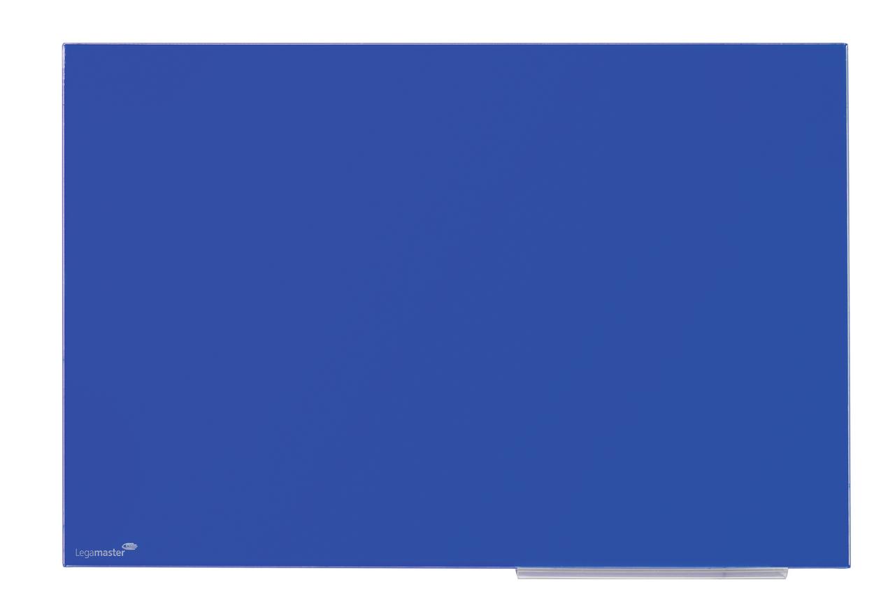 GLASSBOARD barevná skleněná tabule 40x60cm - MODRÁ
