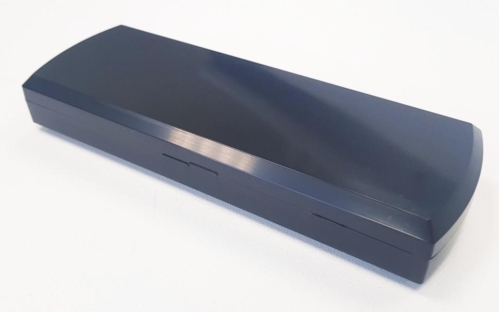 Laserové ukazovátko LX4, stříbrné se šipkou