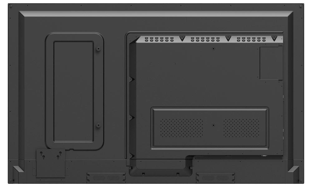 "Optoma 3861RK IFPD 86"" - ČERNÝ interaktivní dotykový displej, 4K UHD, multidotyk 20prstu"