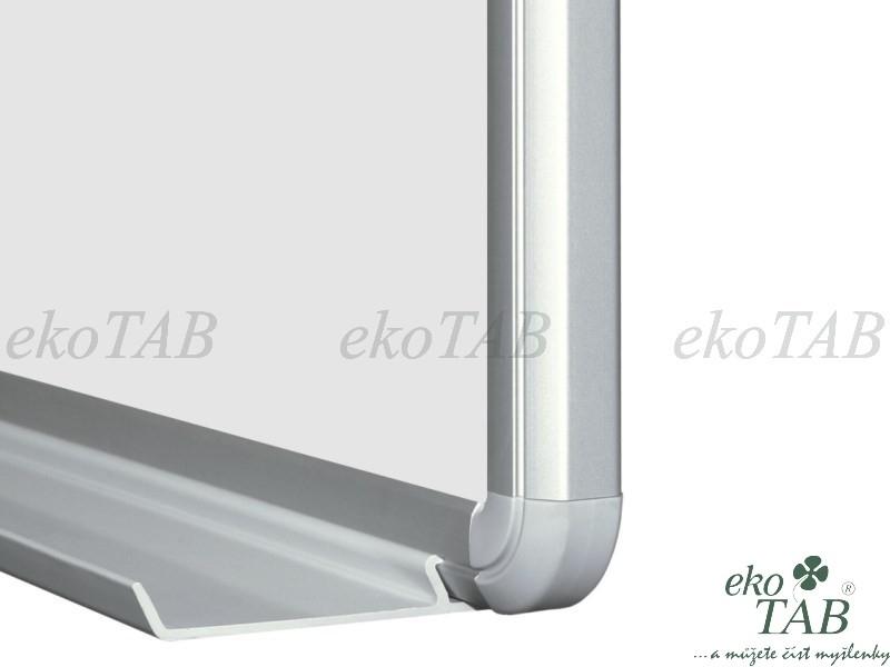 MANAŽER K - keramická bílá tabule S POTISKEM, 90x120 cm