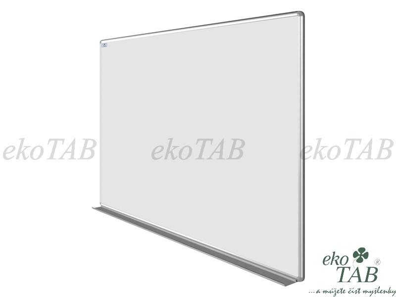 MANAŽER K - keramická bílá tabule S POTISKEM, 120x200 cm