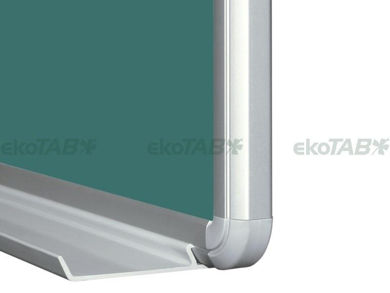 ŠKOL K- keramická zelená tabule 400x120